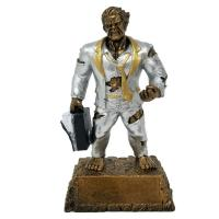 Monster Resin Trophy - Salesman